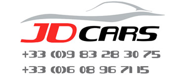 JD cars expert en véhicule de collection logo