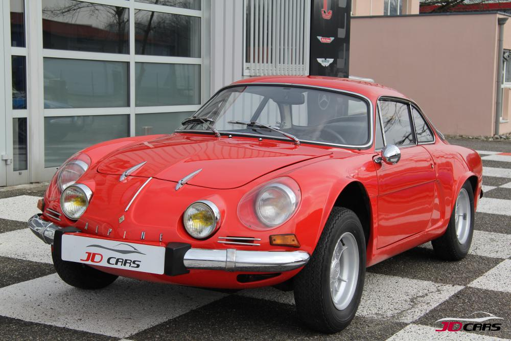 alpine a110 v85 jd cars purchase sales collector car. Black Bedroom Furniture Sets. Home Design Ideas